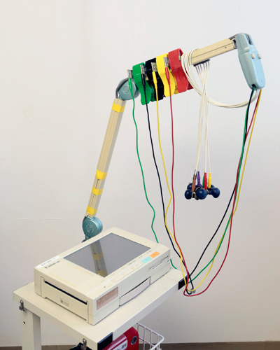 解析付心電図装置